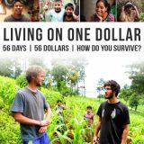 1日1ドルで生活